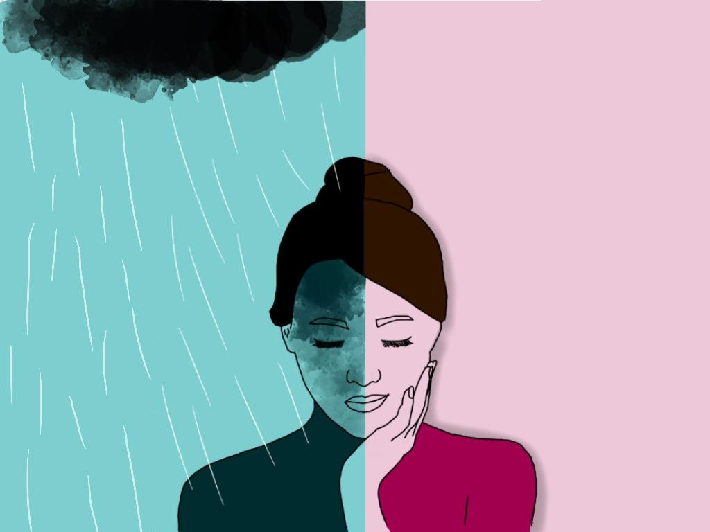 Illustrasjon av Bipolar lidelse