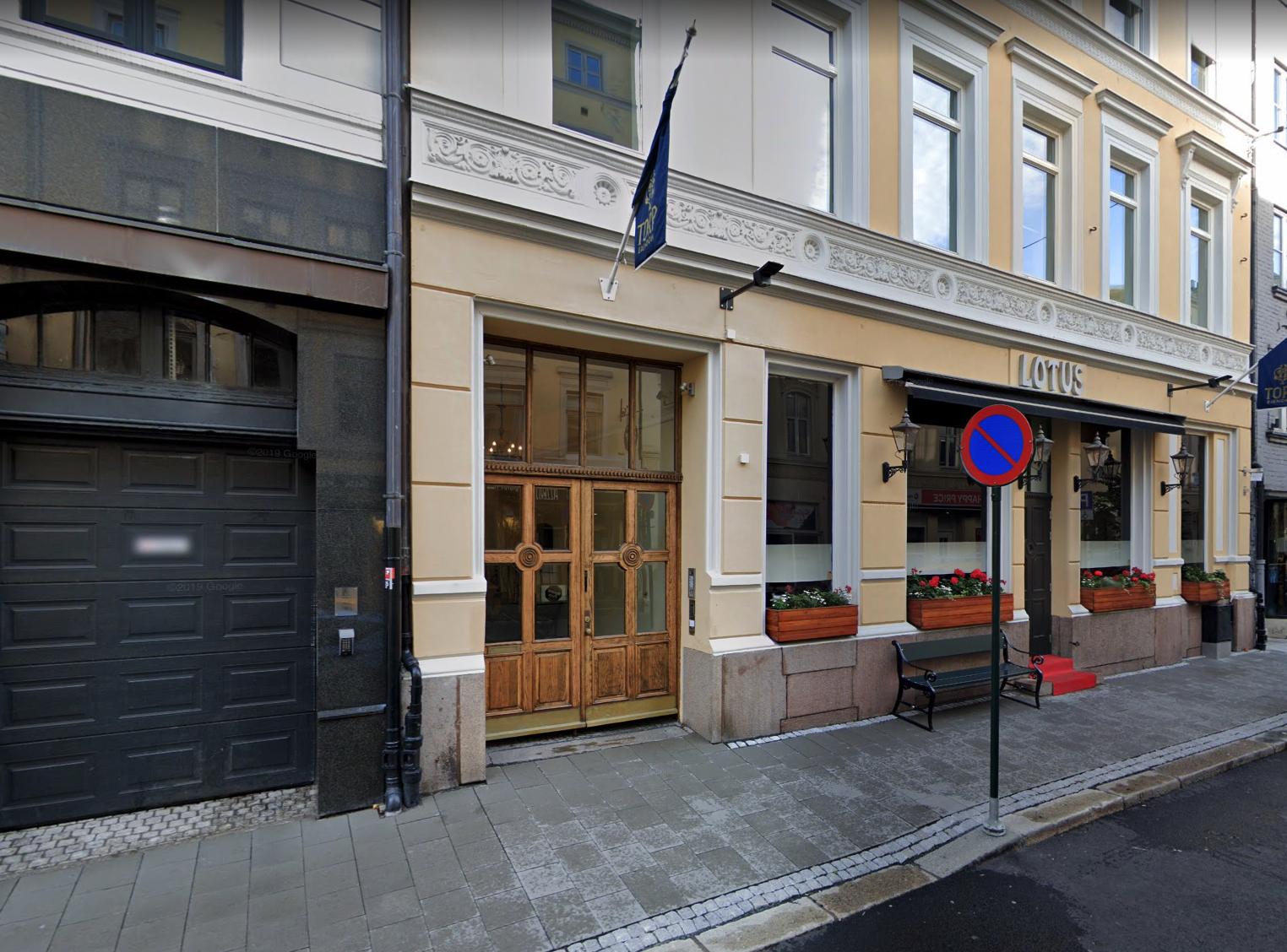 Dronningens gate 17, Oslo